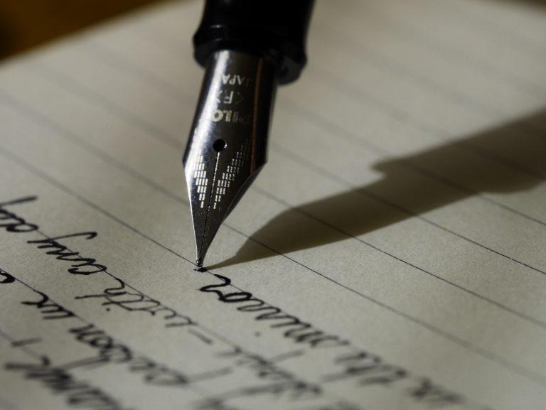 writing-ink-pen