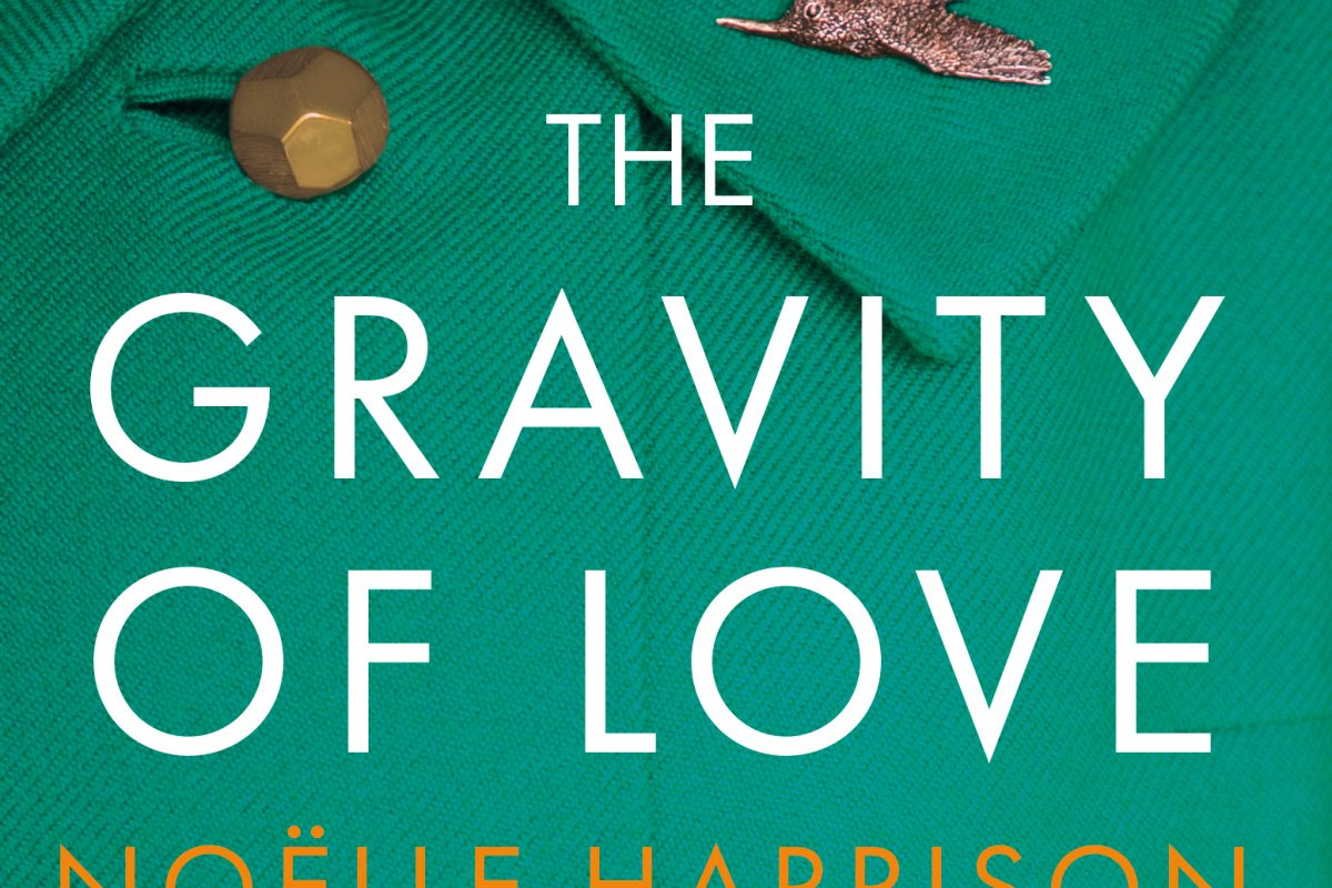 Cover Spread The Gravity of Love.indd