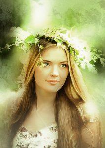 beltane-goddess